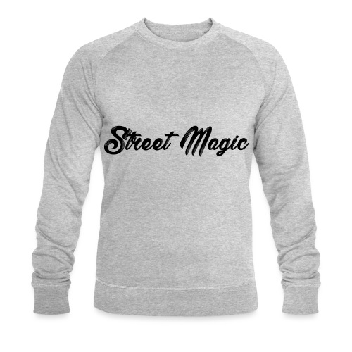 StreetMagic - Men's Organic Sweatshirt by Stanley & Stella