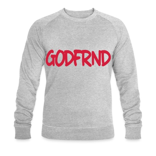 GODFRND - Men's Organic Sweatshirt by Stanley & Stella