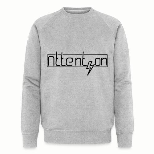 attention - Mannen bio sweatshirt van Stanley & Stella