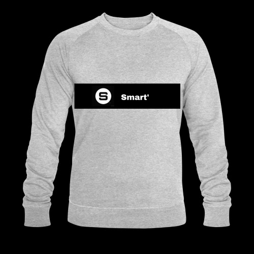 Smart' BOLD - Men's Organic Sweatshirt by Stanley & Stella