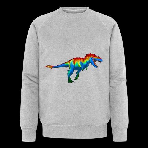 T-Rex - Men's Organic Sweatshirt