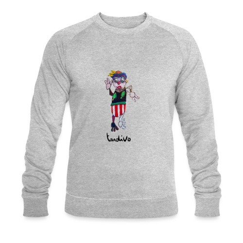 Tardivo - Sweat-shirt bio Stanley & Stella Homme