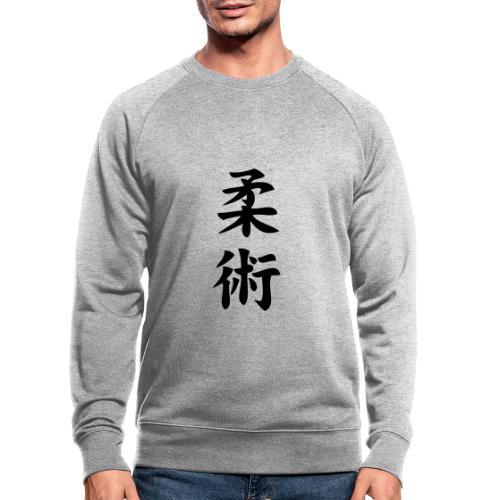 ju jitsu - Ekologiczna bluza męska
