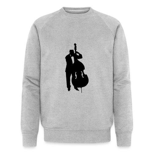 Kontrabass - Männer Bio-Sweatshirt von Stanley & Stella