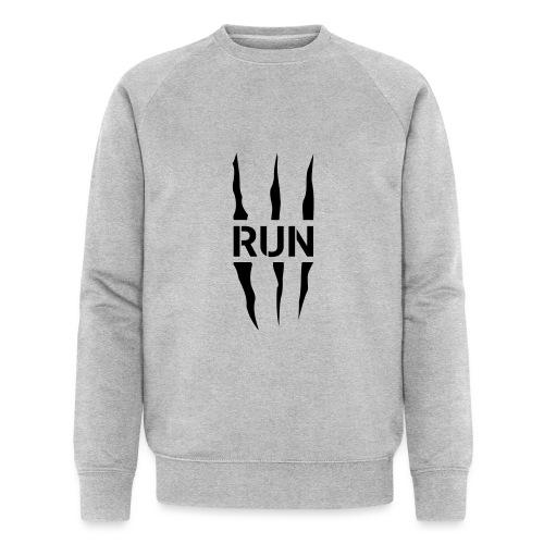 Run Scratch - Sweat-shirt bio Stanley & Stella Homme
