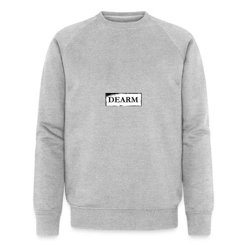 dear png - Men's Organic Sweatshirt by Stanley & Stella