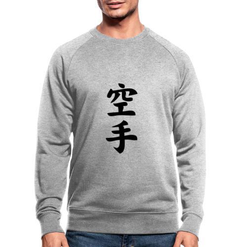 karate - Ekologiczna bluza męska