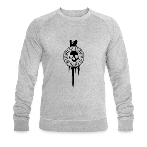patch stroke pfade - Männer Bio-Sweatshirt von Stanley & Stella