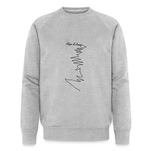 Alpe d'Huez - Männer Bio-Sweatshirt von Stanley & Stella