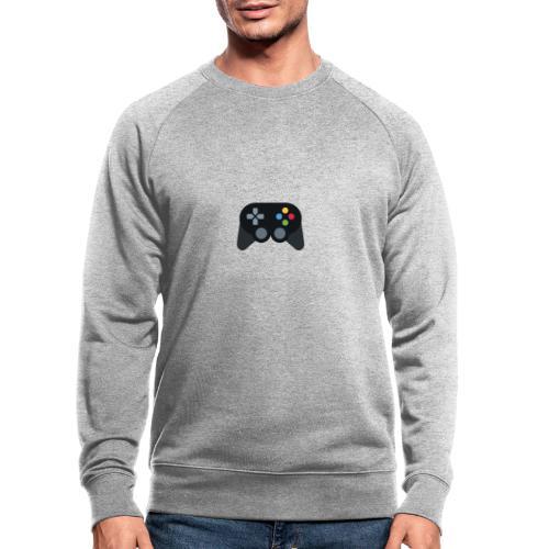 Spil Til Dig Controller Kollektionen - Økologisk sweatshirt til herrer