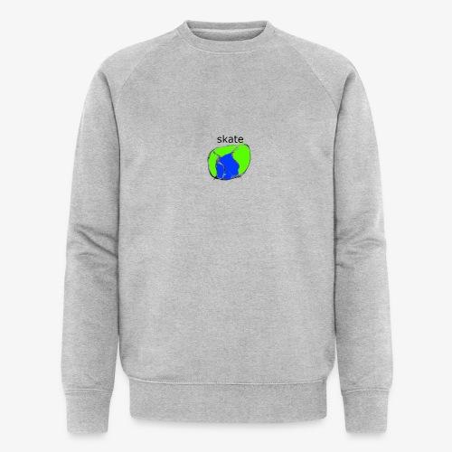 aiga cashier - Økologisk sweatshirt til herrer