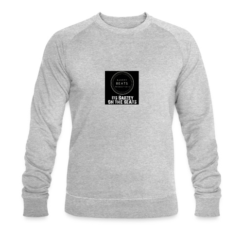 Its Barzey on the beats - Men's Organic Sweatshirt by Stanley & Stella