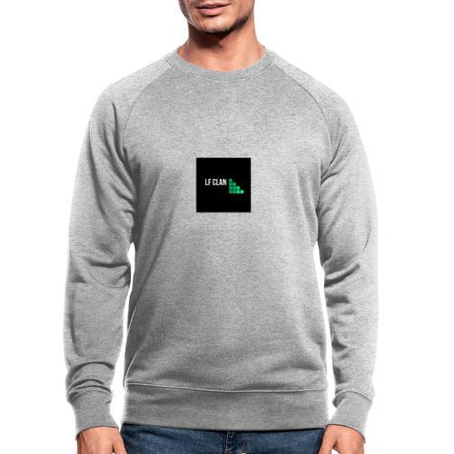 LF CLAN - Ekologisk sweatshirt herr