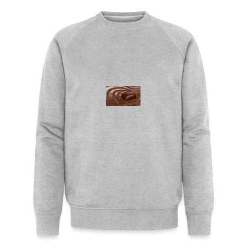 Choklad T-shirt - Ekologisk sweatshirt herr från Stanley & Stella