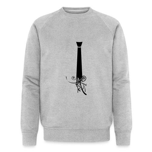 Krawatte - Männer Bio-Sweatshirt von Stanley & Stella