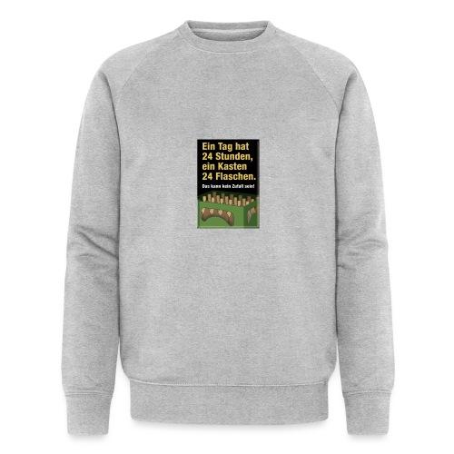 Bauern Sprüche - Männer Bio-Sweatshirt von Stanley & Stella
