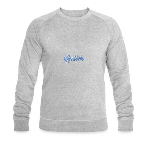 Offical Ride - Männer Bio-Sweatshirt