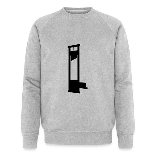 Fallbeil - Männer Bio-Sweatshirt von Stanley & Stella