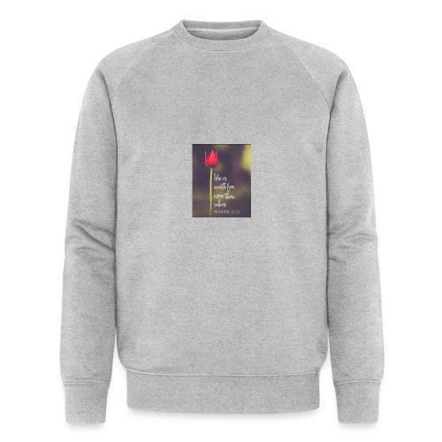 IMG 20180308 WA0027 - Men's Organic Sweatshirt