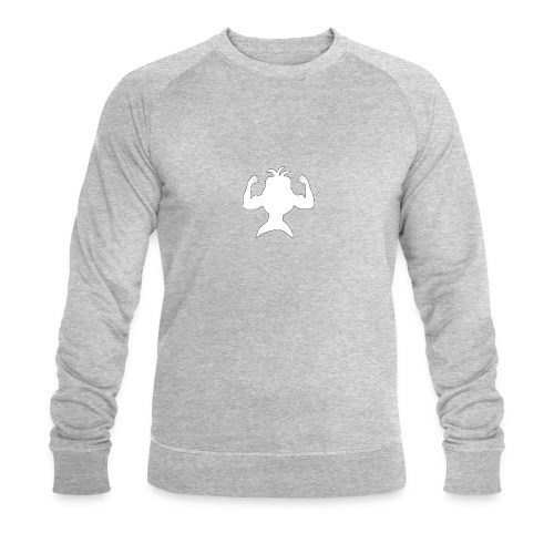 FizkenStrong - Økologisk Stanley & Stella sweatshirt til herrer