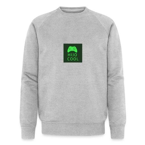 Hijo cool logo - Ekologisk sweatshirt herr från Stanley & Stella