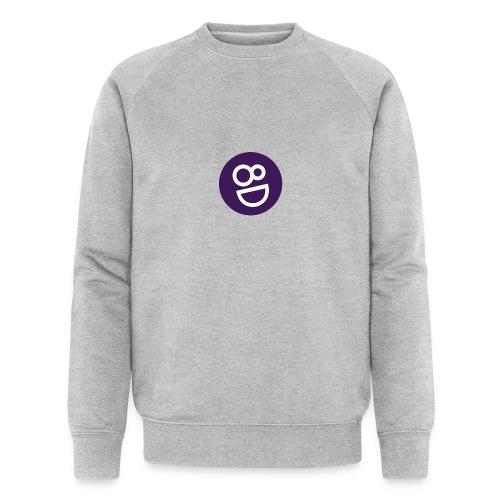 logo 8d - Mannen bio sweatshirt