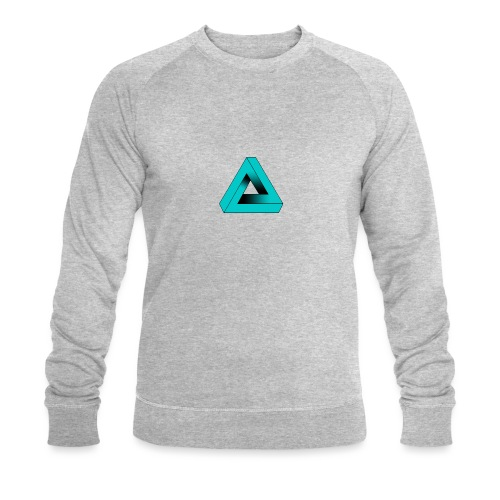 Impossible Triangle - Men's Organic Sweatshirt by Stanley & Stella