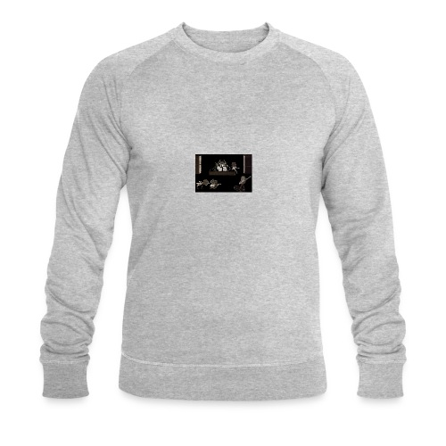 Rock_Stars_on_Stage_NEW - Men's Organic Sweatshirt