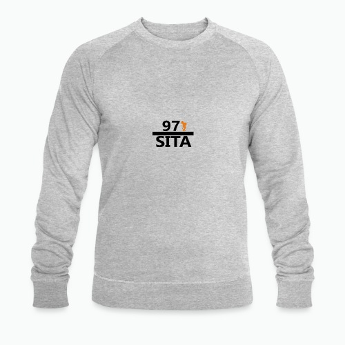 Sweat manche longue 97-Sita - Sweat-shirt bio Stanley & Stella Homme