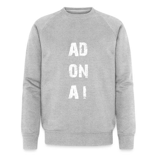AD ON AI - Männer Bio-Sweatshirt von Stanley & Stella