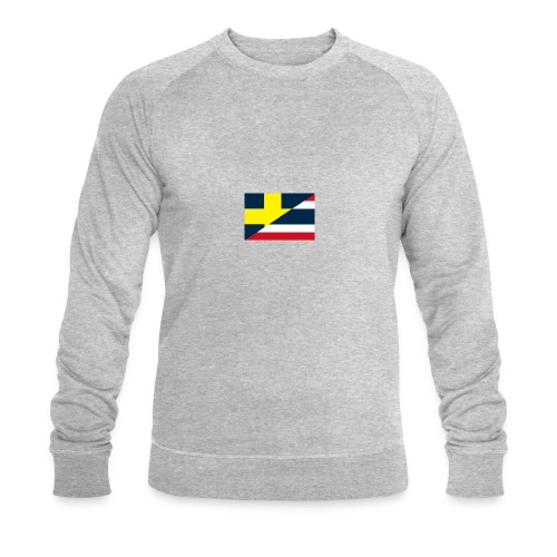 thailands flagga dddd png - Men's Organic Sweatshirt by Stanley & Stella