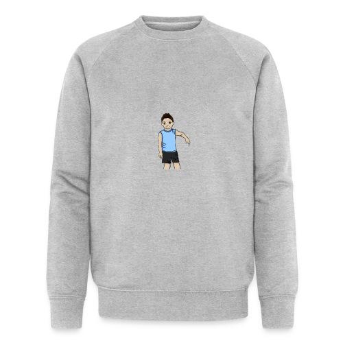 OfirGaming HD logo - Men's Organic Sweatshirt by Stanley & Stella