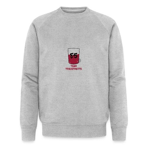 Team Trouspinette - Sweat-shirt bio Stanley & Stella Homme