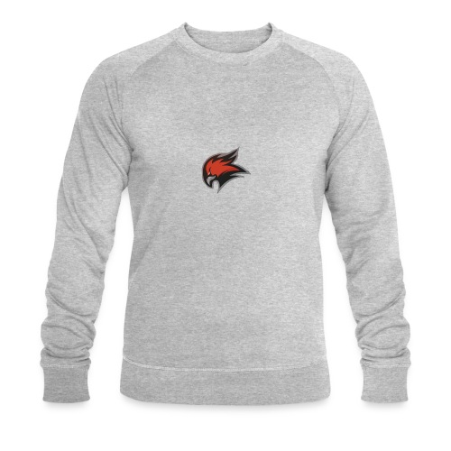 New T shirt Eagle logo /LIMITED/ - Men's Organic Sweatshirt by Stanley & Stella