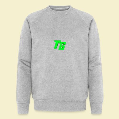 TristanGames logo merchandise - Mannen bio sweatshirt van Stanley & Stella
