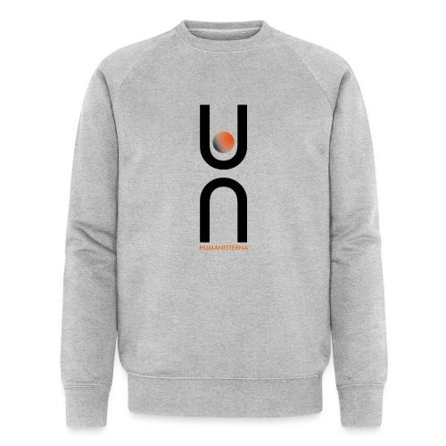 Humanisterna logo - Ekologisk sweatshirt herr från Stanley & Stella