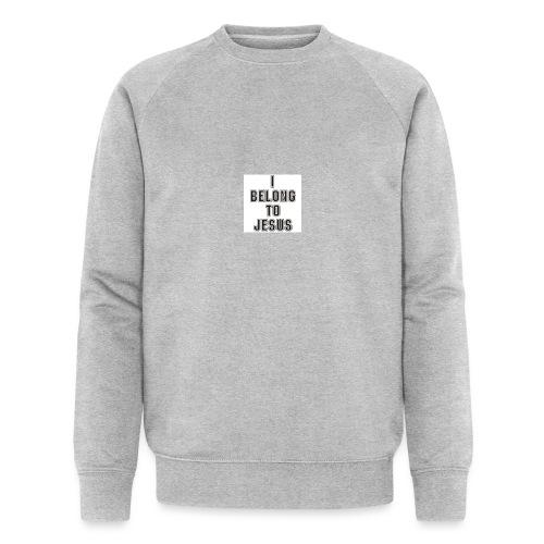i belong to jesus - Männer Bio-Sweatshirt von Stanley & Stella