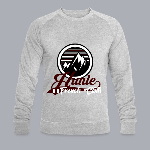 Hunle Graphic Mountain N°1 - Sweat-shirt bio Stanley & Stella Homme
