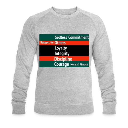S.O.L.I.D.C. - Men's Organic Sweatshirt by Stanley & Stella
