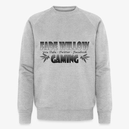 Fade Willow Gaming - Men's Organic Sweatshirt by Stanley & Stella