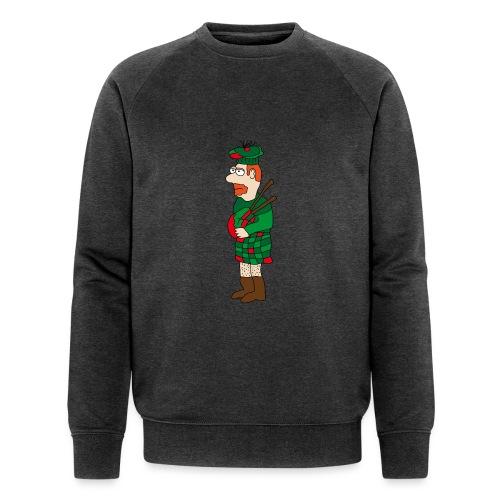 Schotte - Männer Bio-Sweatshirt von Stanley & Stella