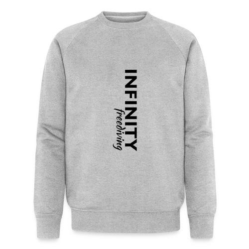 Infinity - Männer Bio-Sweatshirt