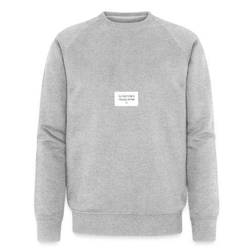 Freundschaft - Männer Bio-Sweatshirt von Stanley & Stella