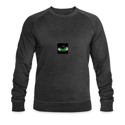 Green eye - Men's Organic Sweatshirt by Stanley & Stella