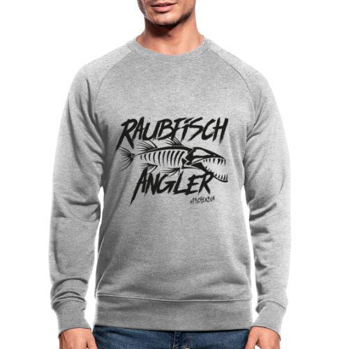 Raubfischangler - Männer Bio-Sweatshirt