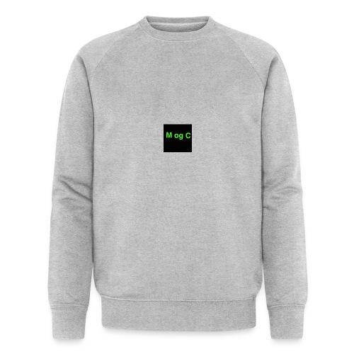 mogc - Økologisk Stanley & Stella sweatshirt til herrer