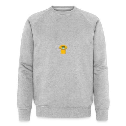 Castle design - Økologisk sweatshirt til herrer