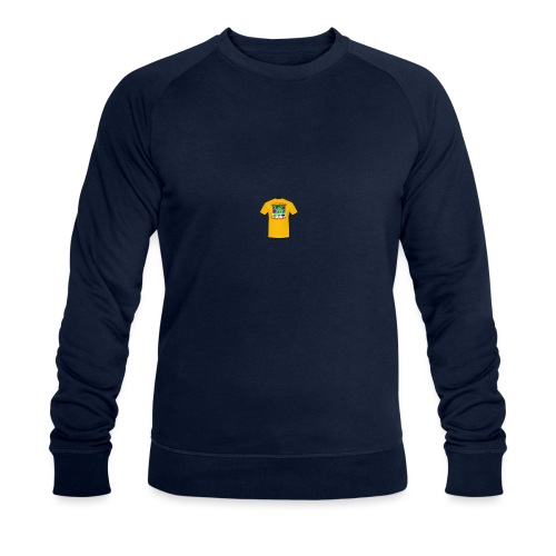 Castle design - Økologisk Stanley & Stella sweatshirt til herrer