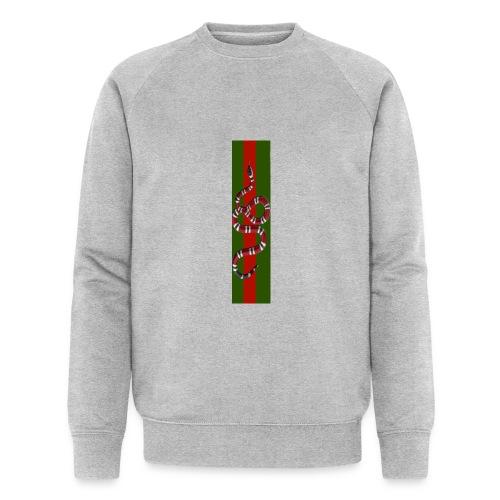 Black duo - Ekologisk sweatshirt herr från Stanley & Stella