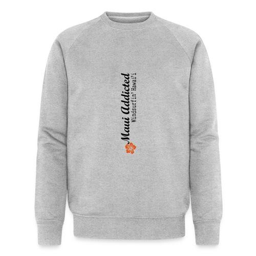 MAddLogoVert ai - Men's Organic Sweatshirt by Stanley & Stella